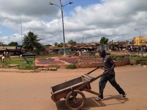 Côte d'Ivoire 2014